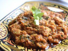 Recept: Marokkaanse aubergine salade