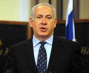 Benjamin Netanyahu, premier van Israel.