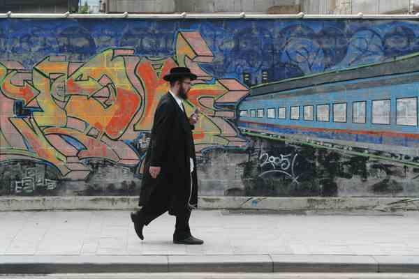 joden op transport