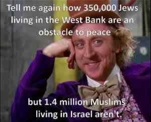 israel cartoon judea samaria besluit eu