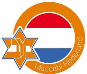 maccabi nederland logo