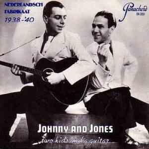 Johnny en Jones - mijnheer dinges