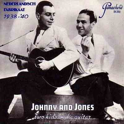 Johnny en Jones - mijnheer dinges