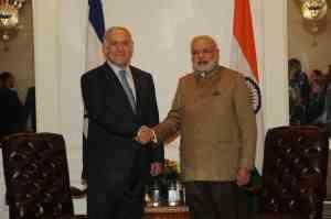 india:joods:israel narendra modi