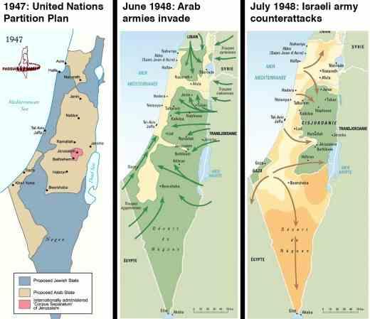 arab-israeli-war_1948  Philippe Rekacewicz