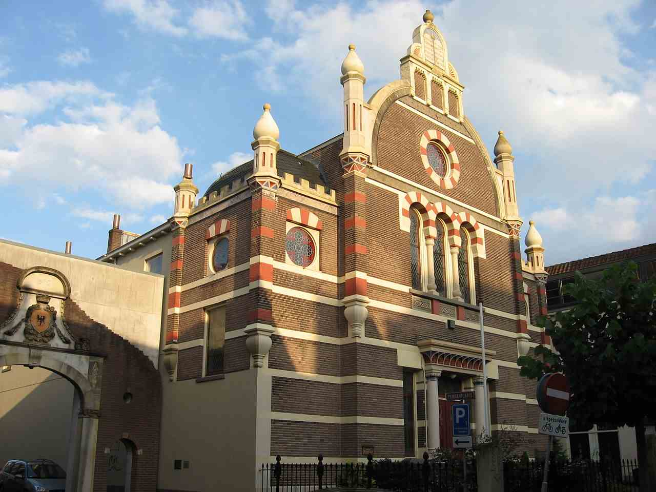 Grote Synagoge in Deventer | Martie Ressing