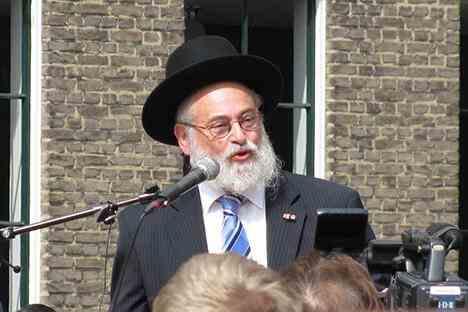 foto rabbijn jacobs