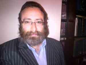 Selfie Rabbijn Stiefel