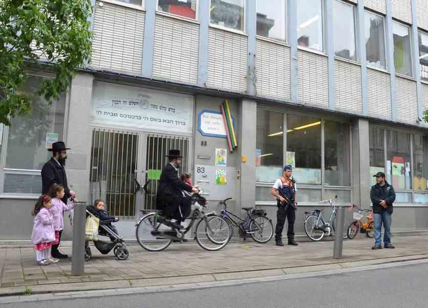 2015-01-15 antwerpen gesloten scholen door terreurdreiging