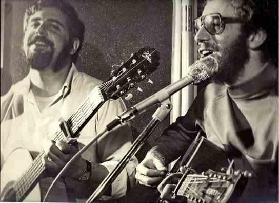 Simon Hammelburg (links) en Ron Klipstein (rechts)