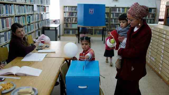 2015-03-19 foto verkiezingen israel 5