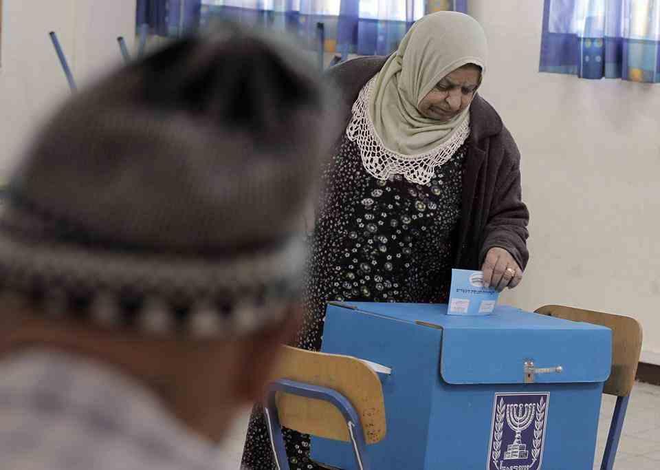 2015-03-19 foto verkiezingen israel 6
