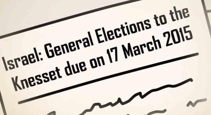 Hoe zit het verkiezingsstelsel in Israël in elkaar?