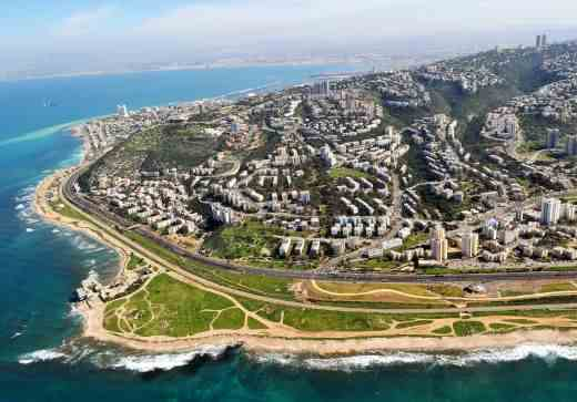 Western_Haifa_from_the_air