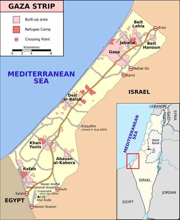 2015-05-20 kaart israel en gaza