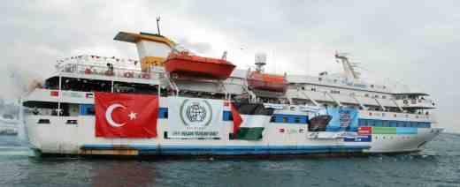 Gaza-flotilla