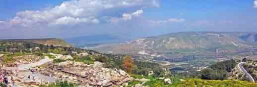 Galilee-Golan