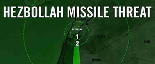 Hezbollah-map