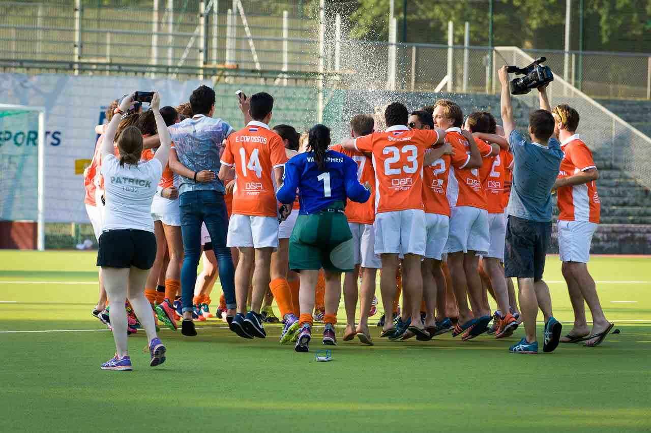 2015-08-09 Maccabi hockeyfeest
