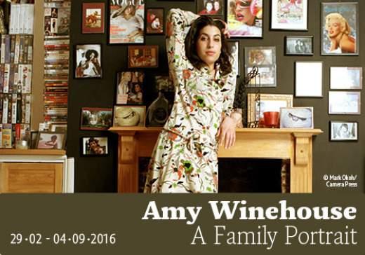 Expositie in het JHM over de wereldwijd bekende Joodse zangeres Amy Winehouse