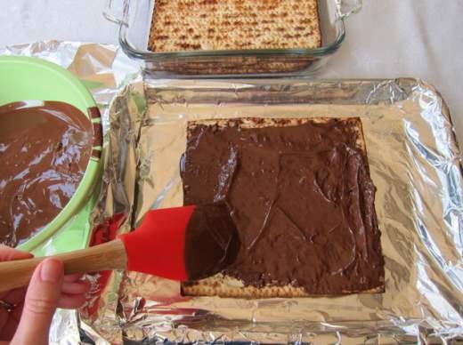Pesach recept: Chocolade Matsetaart