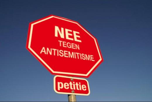 Stop antisemitisme