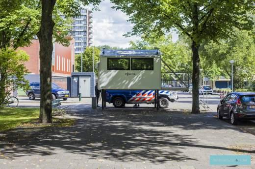 Joodse scholen Nederland beveilligd - Foto: Maarten Brante