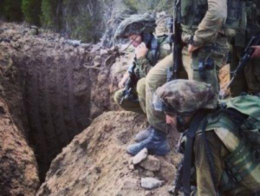 Hezbollah graaft aanvalstunnels naar Israel