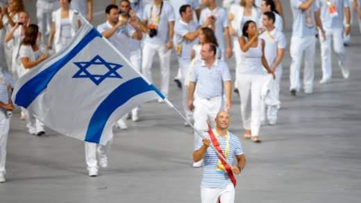 Grootste Israelische delegatie ooit naar Olympische Spelen