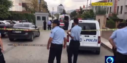 Aanslag voorkomen op Israelische ambassade in Ankara
