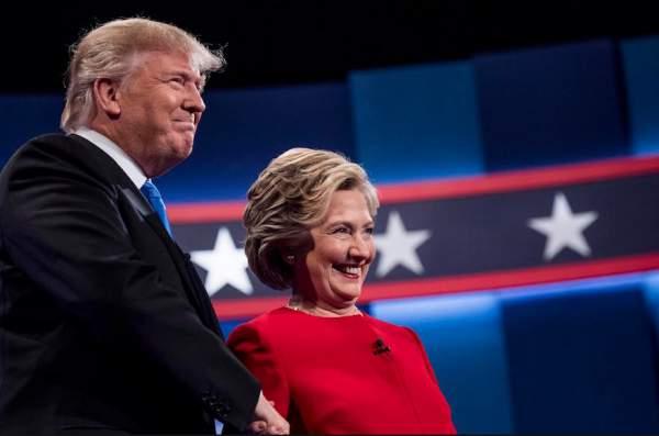 Amerikaanse verkiezingen - Joden stemmen Clinton