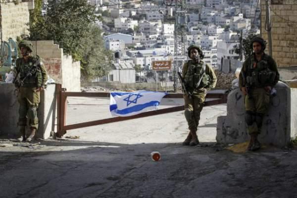 Palestijnse Autoriteit en het Isralische leger PA & IDF verhinderen aanslag bij Hebron