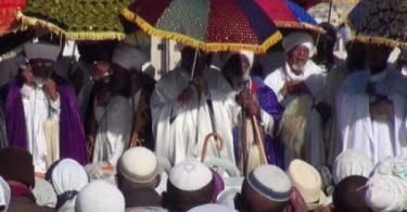 Ethiopische Joden vieren Sigd in Jeruzalem