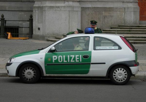 german-police-berlijn