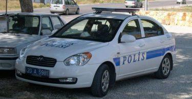 turkije-politieauto