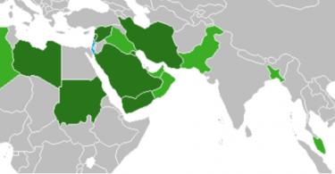 Islamitische wereld weigert toegang aan Israëli's