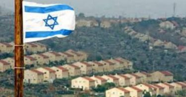 Nederzettingen Israel