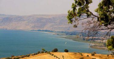 Meer van Tiberias - Israel