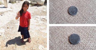 2000-jaar-oude-munt-israel