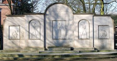 Monument Joodse erkentelijkheid