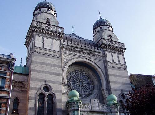 Hollandse Synagoge in Antwerpen