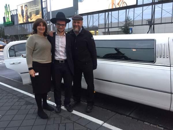 Doedi van Dijk - Joods Huwelijk