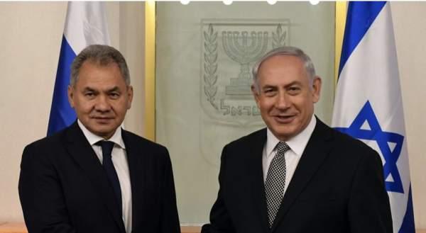 Israel, Rusland.