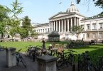 University College London (1827-9), by William Wilkins and J Gandy Deering