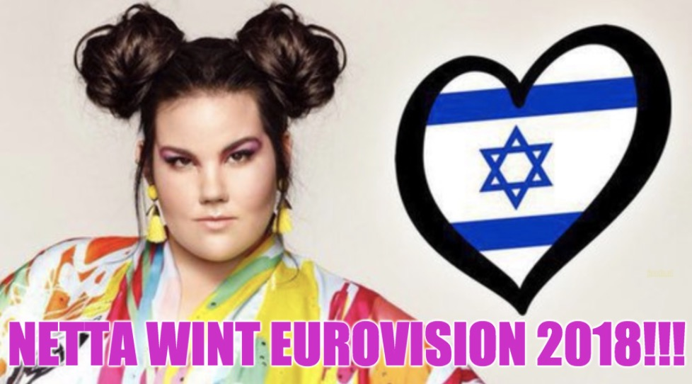 Israel wint Eurovision