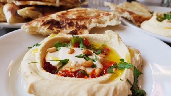 NENI Amsterdam - Israelisch restaurant
