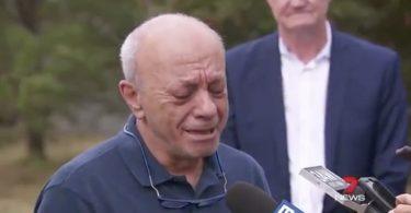 """Vader van vermoorde Israëlische student: """"ik wilde langer bij haar zijn, maar iemand besliste dat het niet mocht"""""""