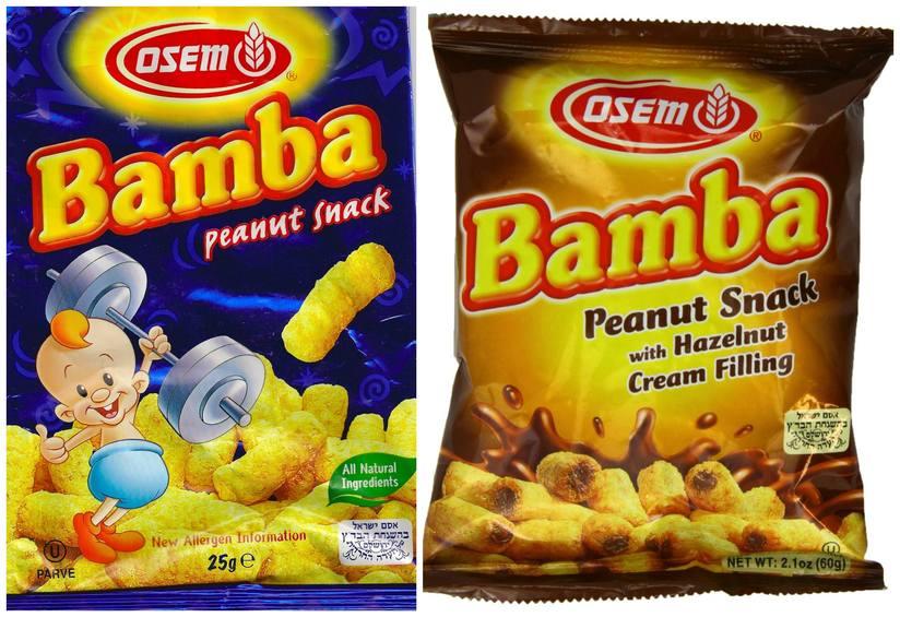 Bamba - Osem - Nestle