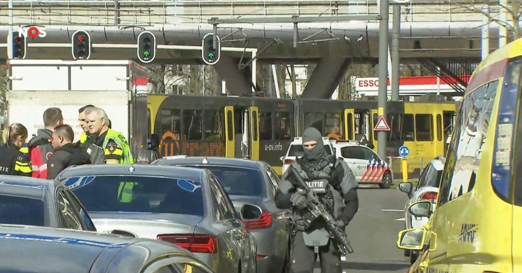 Schietpartij in Utrecht
