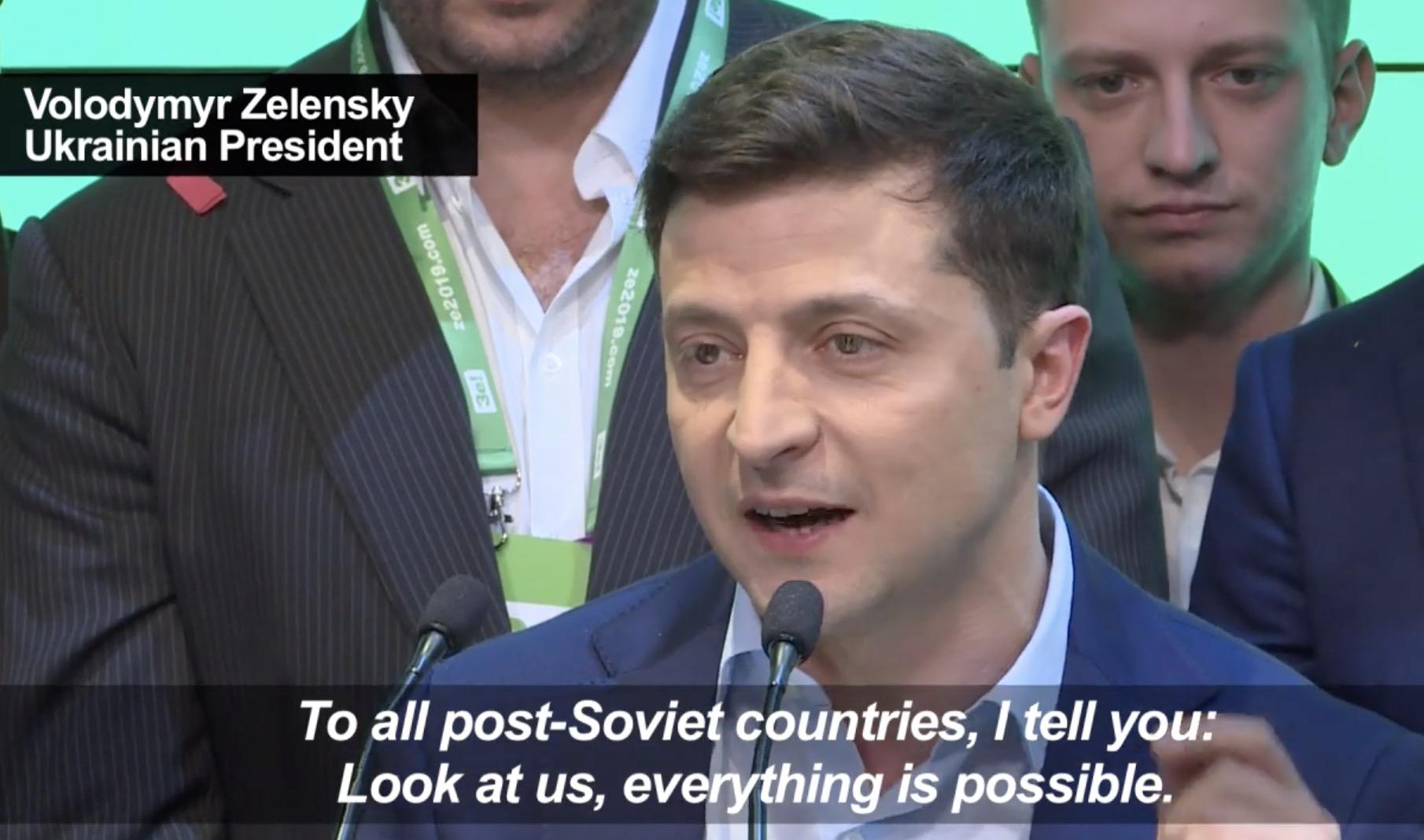 Zelensky Oekraine